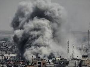 شهيد واصابتان- الاحتلال يواصل عدوانه على غزة