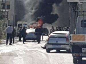 مقتل مواطنين إثنين وإصابة اخر بجراح خطيرة بإطلاق نار في حوارة