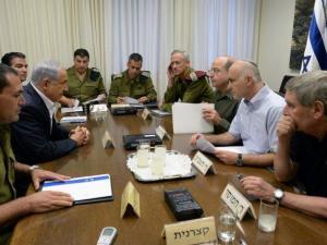 اجتماع طارئ للكابينت لتدارس التصعيد بغزة والقدس