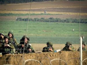 محدث: الجيش يزعم إصابة قناص من الجهاد جنوب قطاع غزة