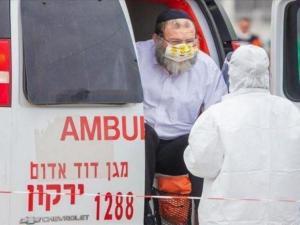"""8 وفيات و1090 إصابة جديدة بفيروس كورونا في """"إسرائيل"""""""