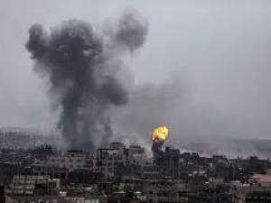 شهيد واصابات جراء استهداف الاحتلال لمواطنين شمال غزة