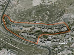 الشروع ببناء 176 وحدة استيطانية في جبل المكبر