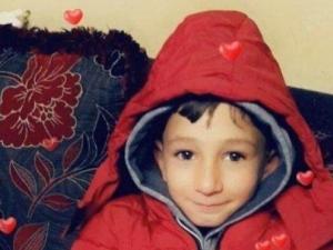 العثور على الطفل أبو رميلة