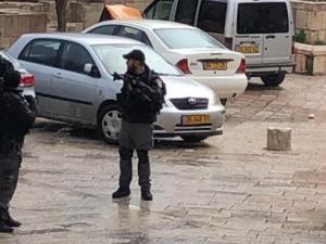 استشهاد شاب فلسطيني بزعم محاولته تنفيذ عملية طعن في القدس