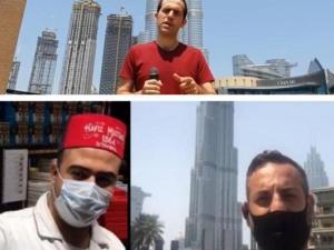 قنوات إسرائيليّة تتجول في دبي