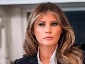 ترامب يعلن نتائج فحص كورونا لزوجته ميلانيا