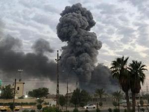 المرصد: 17 قتيلا من الحشد الشعبي بغارات أميركية بسورية