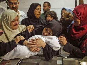 محدث حصيلة الشهداء: 56 شهيد و 335 اصابة بجراح مختلفة