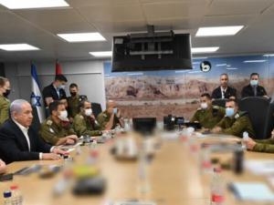 نتنياهو يأمر بزيادة معدل وشدة الهجمات على قطاع غزة