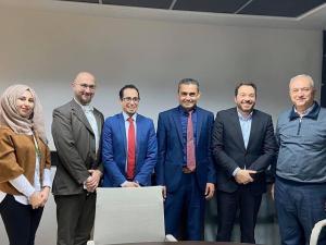 توقيع مذكرة تفاهم بين الجامعة العربية المفتوحة وشركة ريتش لخدمات الإتصالات