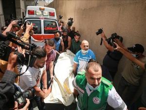 43 شهيدا و296 إصابة بالعدوان الإسرائيلي المتواصل على قطاع غزة