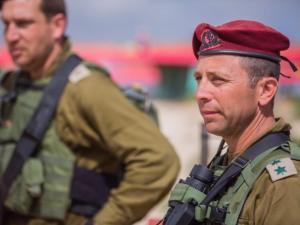 قائد جديد لفرقة الضفة بالجيش الإسرائيلي
