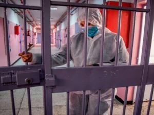"""إصابة جديدة بكورونا بين أسرى سجن """"جلبوع"""""""