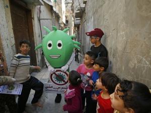 """""""الصحة العالمية"""" تحذّر من كارثة بالشرق الأوسط بسبب كورونا"""