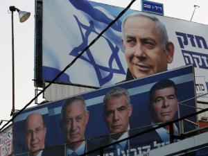 نتائج  آخر استطلاعات الانتخابات الإسرائيلية
