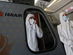حركة الطيران في إسرائيل تصاب بمقتل وإدارة مطار بن غوريون تحذر
