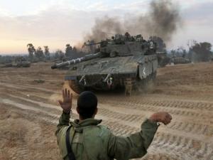 """ضابط """"إسرائيلي"""" يحذر من فشل مباحثات التهدئة"""