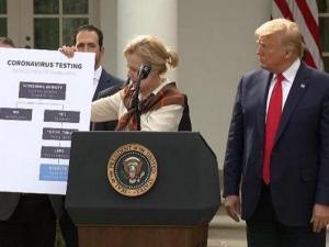 ترامب يعلق الدعم للصحة العالمية والوفيات بأميركا تتجاوز 25 ألفا