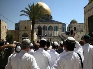 المستوطنون الإسرائيليون يستعدون لاقتحام المسجد الأقصى غدًا