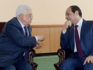 لقاء مهم بين عباس والسيسي الاسبوع القادم ..ومباحثات تهدئة غزة على الطاولة
