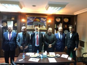 توافق بين فتح وحماس على إجراء انتخابات متدرجة