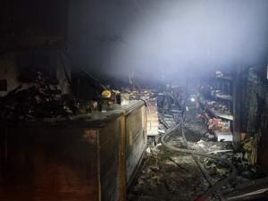 اندلاع حريق بمنزل في الخليل