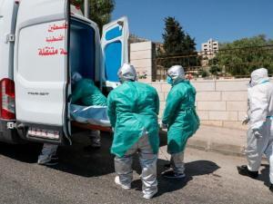 """كورونا فلسطين : 6 وفيات في غزة فقط و""""370"""" إصابة خلال 24 ساعة"""