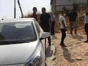العثور على جثة مواطنة داخل مركبة برام الله والشرطة تحقق