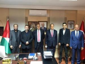 تفاصيل الاجتماع بين حماس وفتح في تركيا