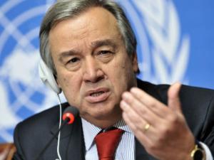 """توصية من الأمين العام للمتحدة """"لإسرائيل"""" بفتح معابر قطاع غزة"""