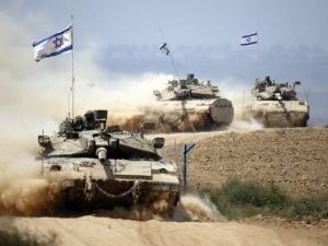 """توغل """"إسرائيلي"""" قرب السياج الفاصل شرق حي النهضة شرق رفح"""