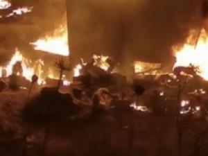 لبنان: عشرات القتلى والجرحى جراء انفجار صهريج وقود بعكار