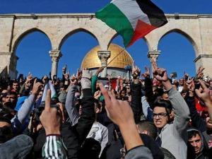حماس تدعو ليوم غضب ونفير عام نحو الأقصى الثلاثاء