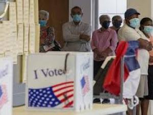 نحو 80 مليون أميركي أدلوا بأصواتهم في الانتخابات الرئاسية