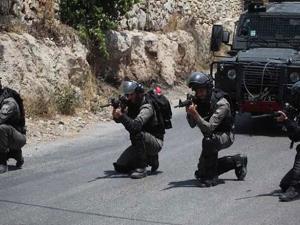 الاحتلال يطلق النار على شاب شمال جنين