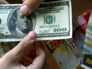 سعر صرف الدولار مقابل الشيكل اليوم الخميس