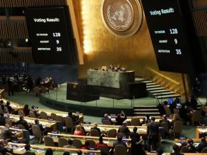 الأمم المتحدة تُجدّد تفويض الأونروا لثلاث سنوات بأغلبية ساحقة