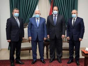 كواليس لقاء الرئيس عباس مع مدير المخابرات الأردنية والمصرية