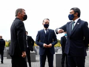 اجتماع رباعي بين وزراء خارجية إسرائيل والإمارات واليونان وقبرص