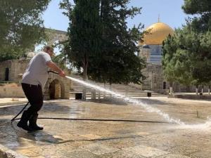 """اتصالات """"اسرائيلية"""" سرية لإدراج ممثلين سعوديين في تشكيل أوقاف القدس.. والاردن يرفض"""