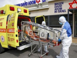 الصحة الإسرائيلية: 19 حالة وفاة و9589 إصابة جديدة بكورونا أمس