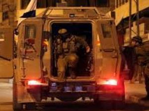 اعتقالات واقتحامات وهدم منازل بالضفة