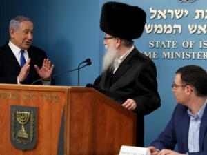 كورونا تصيب وزير الصحة الاسرائيلي وزوجته