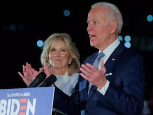 جو بايدن: إذا انتخبت سأحتفظ بالسفارة الأمريكية في القدس