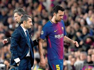 """""""أنباء سارة"""" بقائمة برشلونة الخاصة بمباراة الكلاسيكو"""