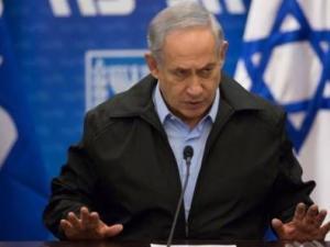 """نتنياهو يهدد بـ""""عملية كبيرة"""" في غزة إذا لم يتوقف إطلاق الصواريخ"""