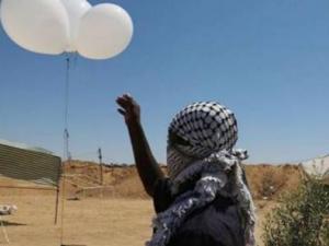 انفجارات بمستوطنات غلاف غزة جراء سقوط بالونات مفخخة