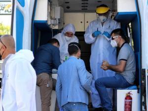 الكيلة: 14 وفاة و467 إصابة جديدة بفيروس كورونا بفلسطين
