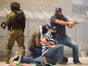 مستعربون يختطفون شاباً فلسطينياً من بيت ريما قضاء رام الله